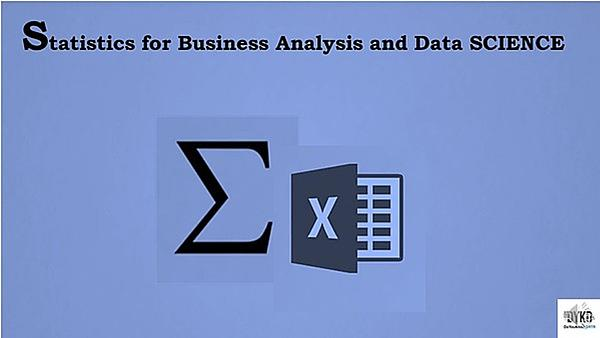 Statistics for Business Analysis and Data Science